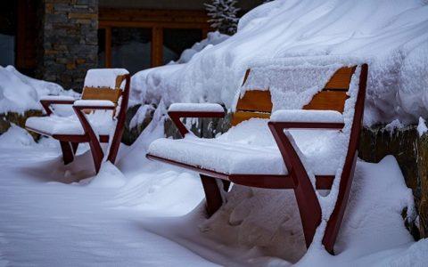 カナダの冬