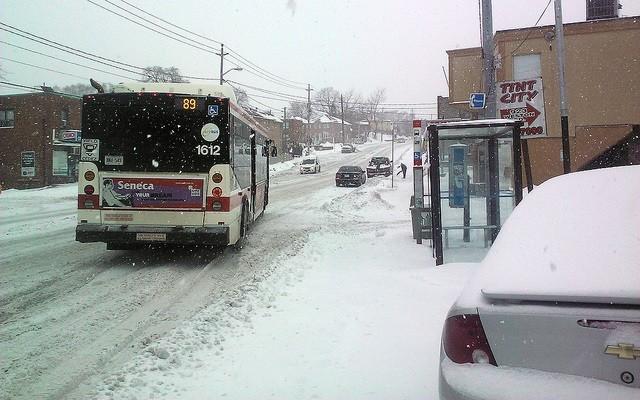 トロントのバス