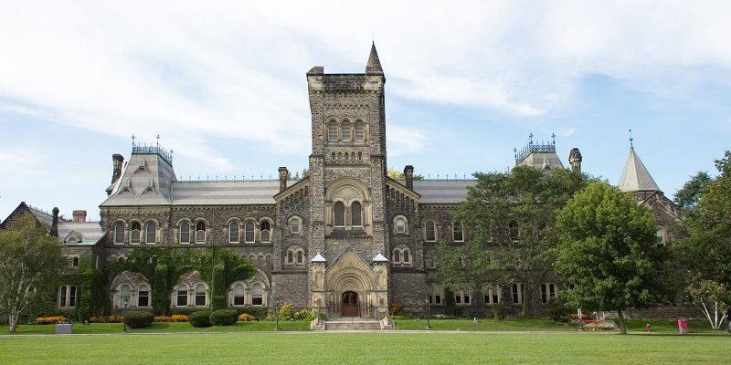 カナダの大学 語学コース